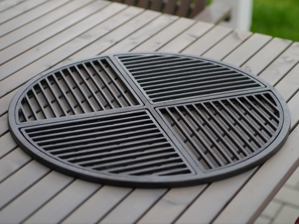 cast iron grate pimp my weber grill grill. Black Bedroom Furniture Sets. Home Design Ideas