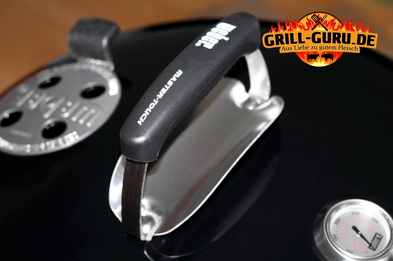 Weber Master Touch GBS Special Edition