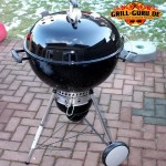 Weber Master Touch GBS Special Edition 2015