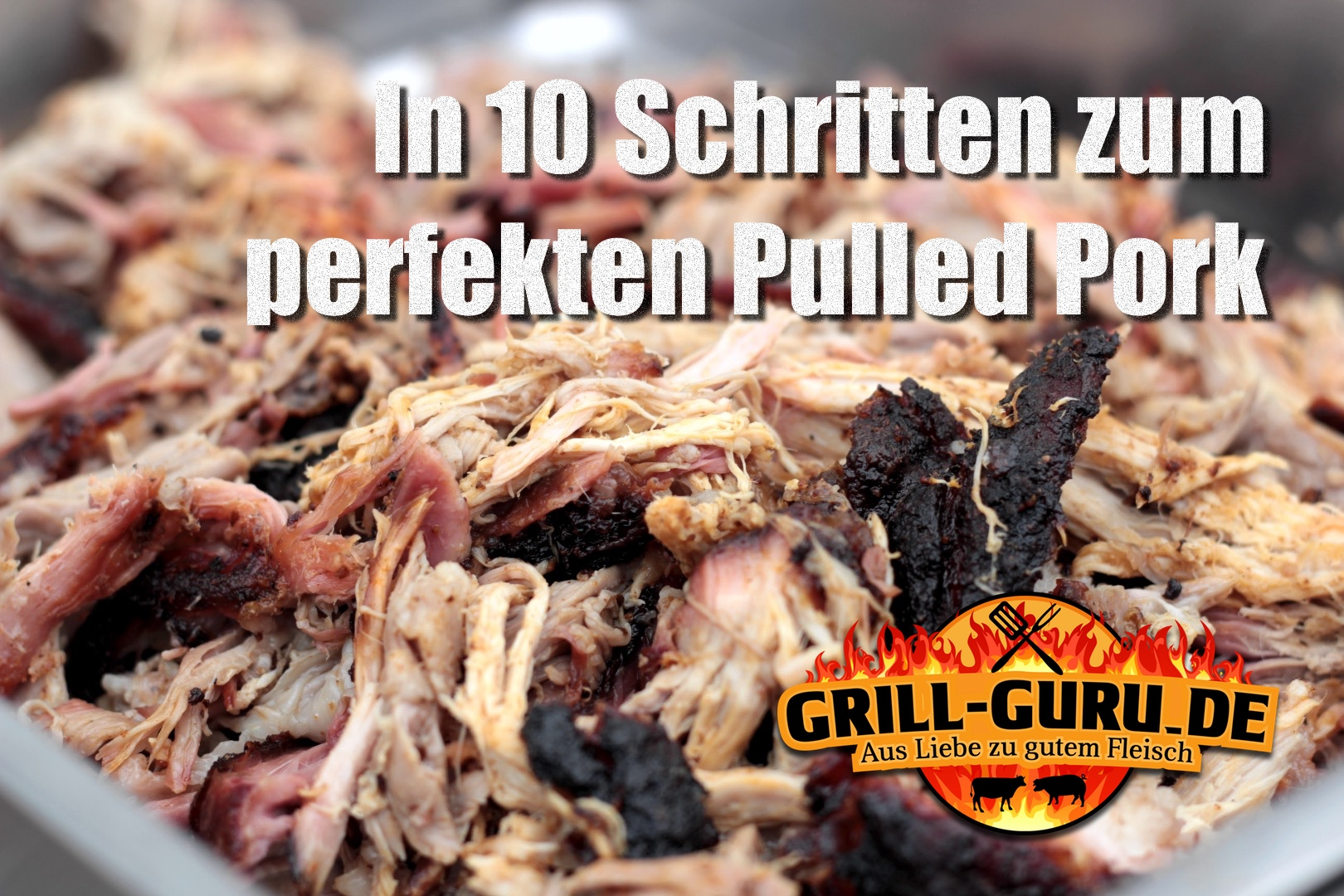 Pulled Pork Kugelgrill