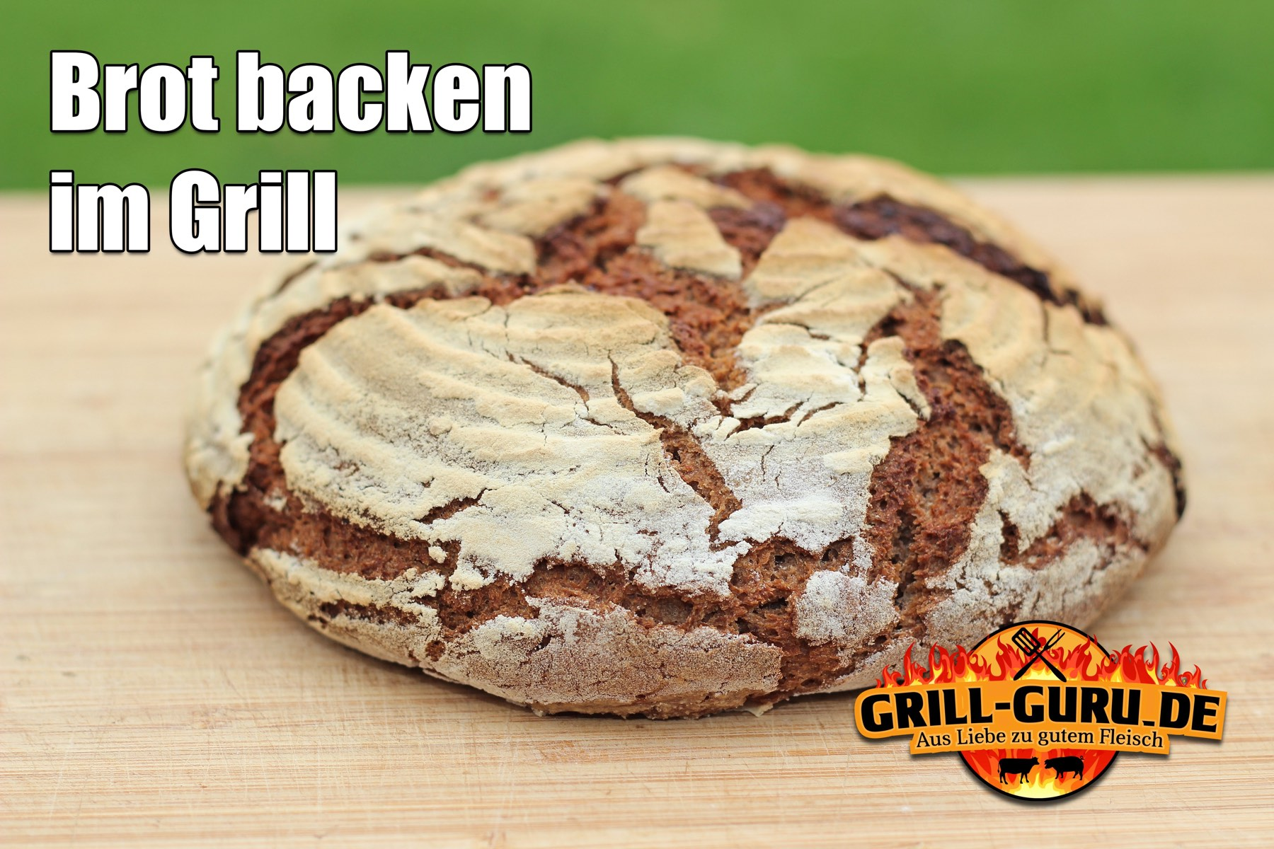 Weber Elektrogrill Pizza Backen : Brot im grill backen grill guru.de