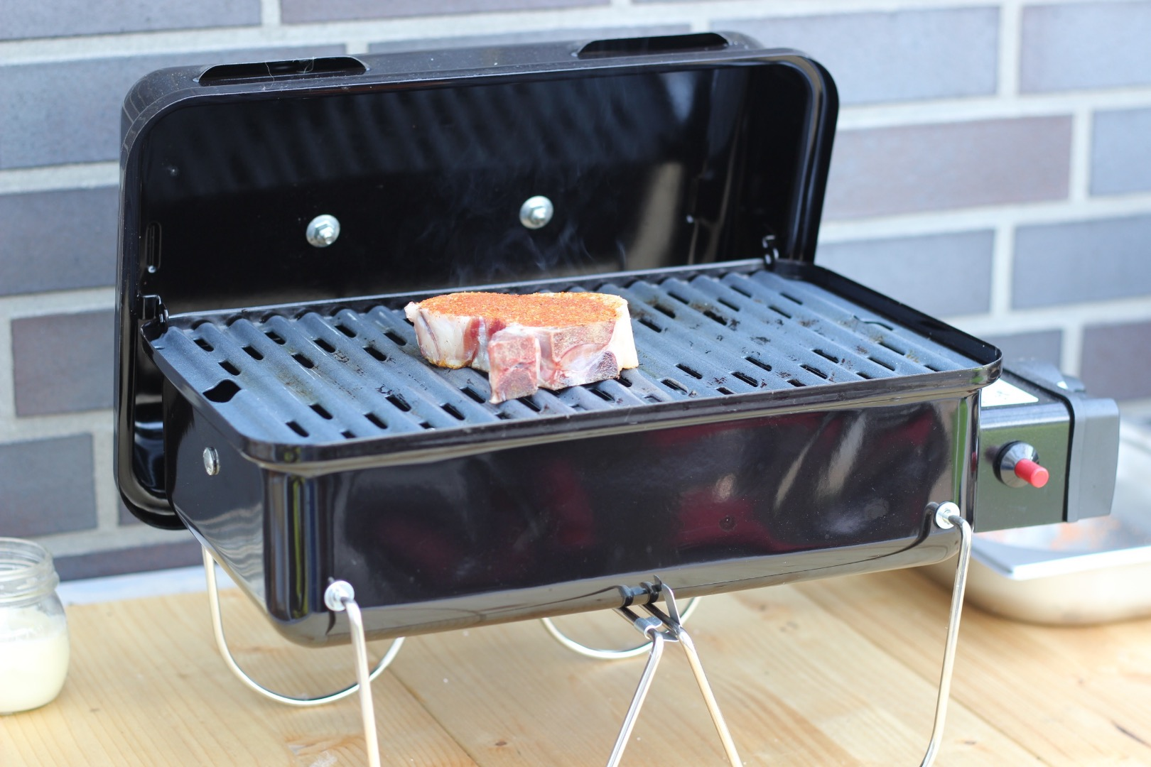 weber go anywhere gas - der test - grill-guru.de