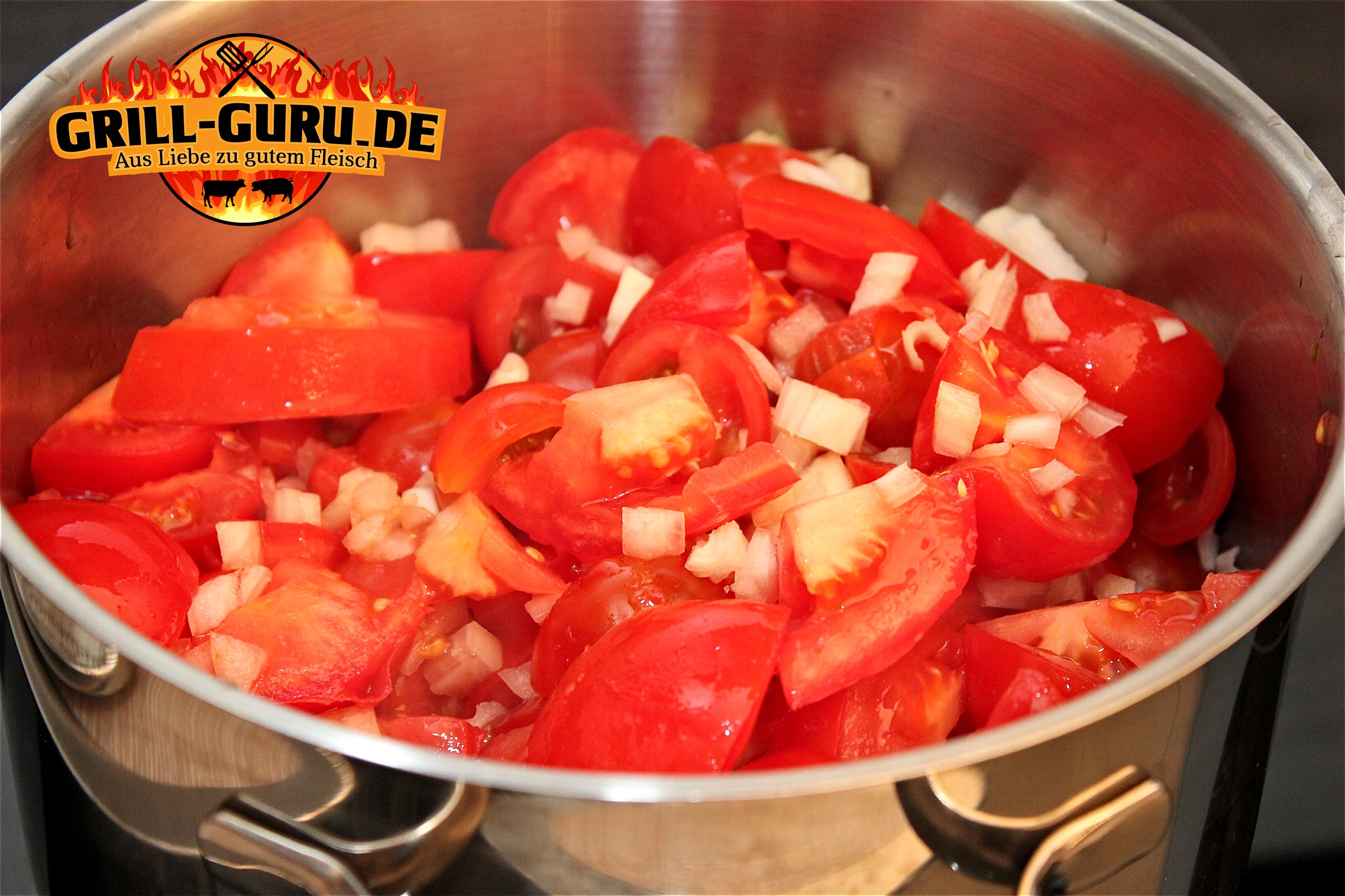 Ketchup selbstgemacht