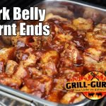 Pork Belly Burnt Ends vom Gasgrill